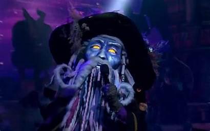 Masked Singer Wizard Revealed Right Isaiah Firebrace