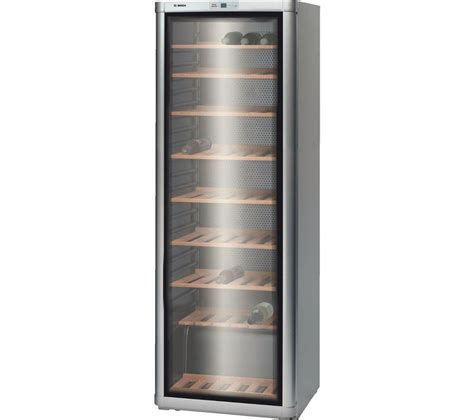 bosch ksw30v80gb wine cooler silver