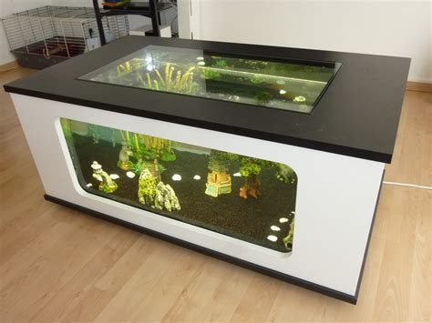 table basse aquarium aquatlantis images