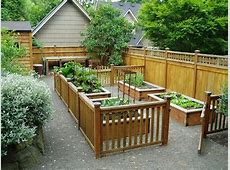 raised vegetable garden on patio Where to Build a Patio
