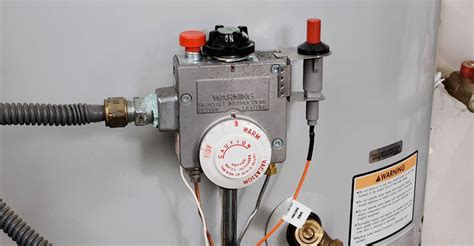 ge water heater parts how to replace your water heater gas valve water