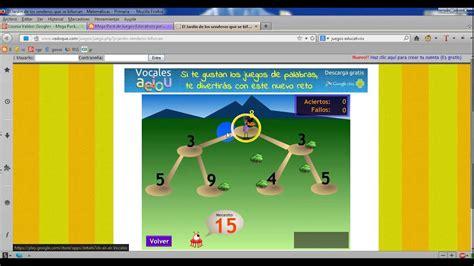Juegos De Matematicasjuegos Matematicosjuegos