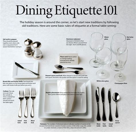 the fine dining guide basic restaurant etiquette one food my fisher grad life