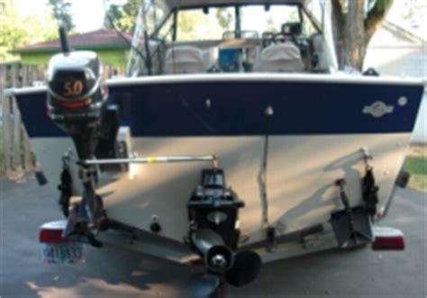 Used Outboard Kicker Motors For Sale by Kicker Motor Boat 171 All Boats