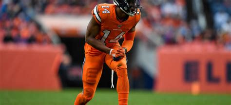 Denver Broncos WR Courtland Sutton suffers season-ending ...
