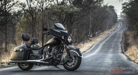 Indian Chieftain Dark Horse First Ride Review- Bikewale