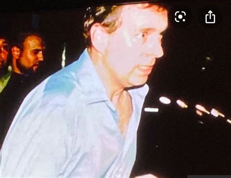 Prince Andrew doesn't sweat!!!!! : interestingasfuck