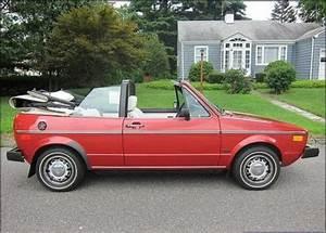 My First Car  1981 Volkswagen Rabbit Convertible