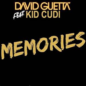 Just Cd Cover: david Guetta & Kid Cudi: Memories (mbm ...