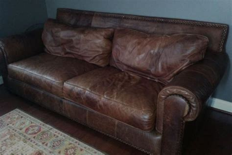 distressed leather reclining sofa weathered leather sofa benefits of distressed leather sofa
