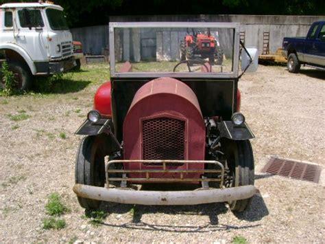 homemade truck body homemade truck jalopy cincinnati oh sold ewillys