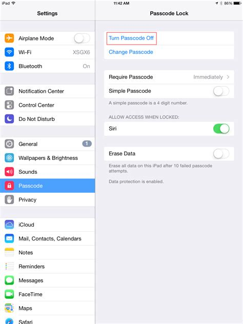 turn passcode on iphone how to turn passcode lock on iphone and
