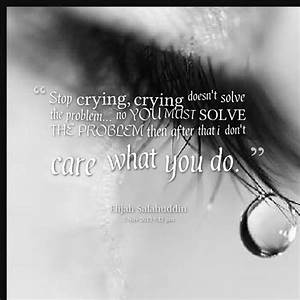 Crying Quotes Pictures, Images - Page 3