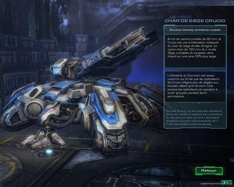 des jeux siege char de siège crucio starcraft 2 capture ecran 0145