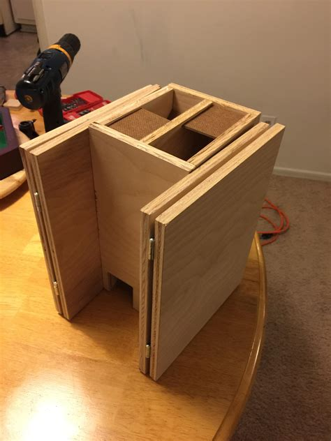 Wooden Foldable Table Plans
