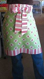 1000 ideas about Christmas Aprons on Pinterest