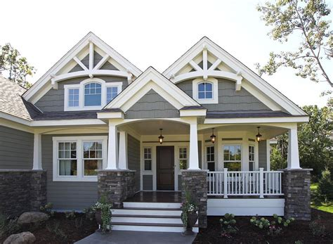 Craftsman Style Exterior Colors, Exterior Craftsman Style