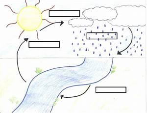 Diagram  Water Cycle Diagram Label