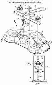 John Deere L120 Garden Tractor Spare Parts