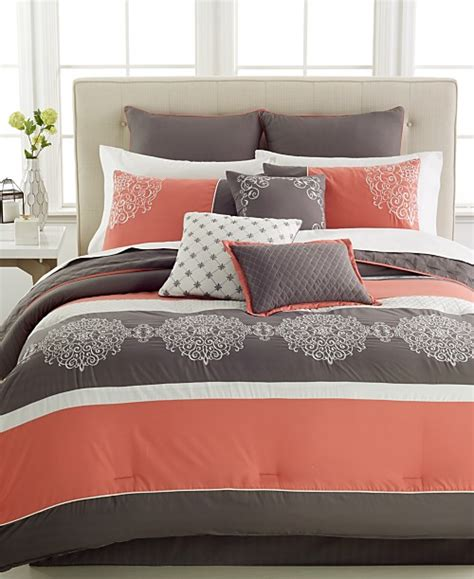 closeout parson 10 pc full comforter set on sale at macy
