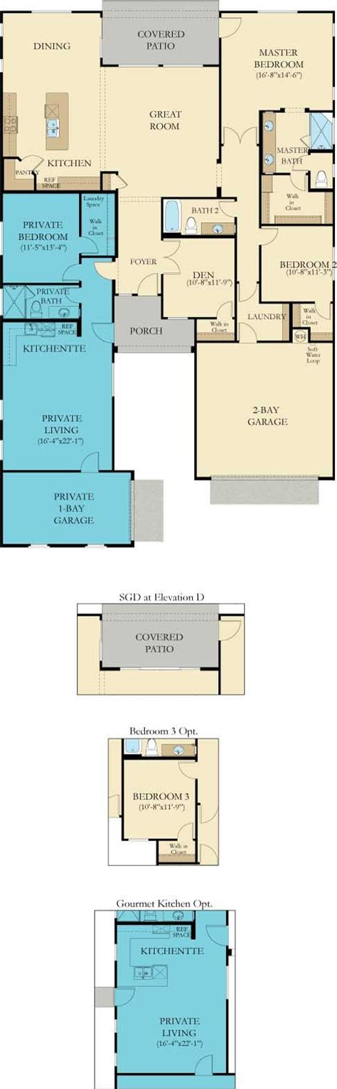 Lennar Next Floor Plans Az by 5080 Oracle Next New Home Plan In Layton Lakes
