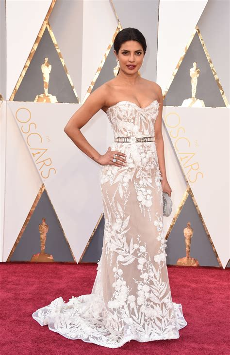 Oscars Red Carpet Dresses Photos Best Celebrity