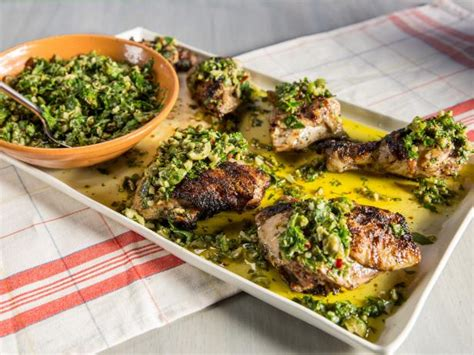 bobby flay salsa verde recipe