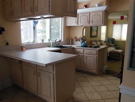 ideas   designing  long rectangular shaped kitchen