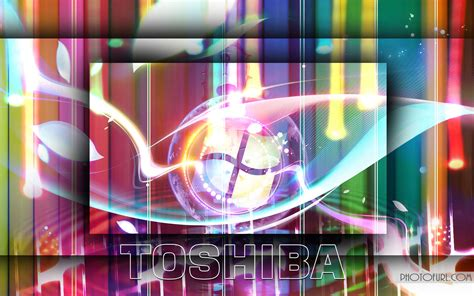 toshiba colourful laptop wallpapers  wallpapers