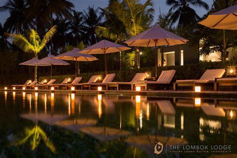 Hotel Lombok I Luxury Hotel The Lombok Lodge I 5star Hotel