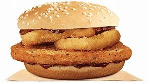Burger King brings back the Rodeo Chicken Sandwich - Chew Boom