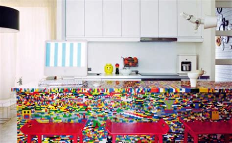 The Lego Kitchen Island