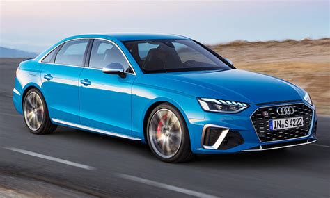 Audi A4 Facelift 2019 Motor Ausstattung by Audi A4 Facelift 2019 Motor Ausstattung Autozeitung De