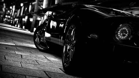 ford gt black  white ford mustang wallpaper p