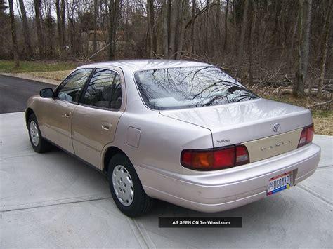 2 door toyota camry 1996 toyota camry dx sedan 4 door 2 2l