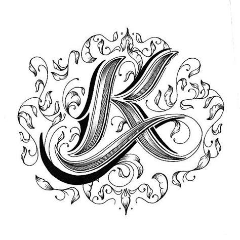 fancy letter k lovely of fancy letter k designs letters format