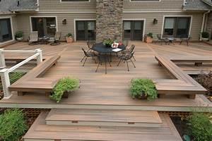 Holzdielen Für Terrasse : terrasse aus holz so gestalten sie den au enbereich ~ Markanthonyermac.com Haus und Dekorationen