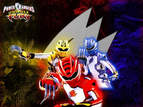 Power Rangers Jungle Fury Wallpaper Number 2 1024 X 768