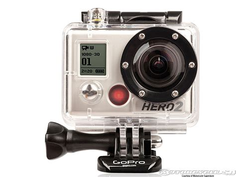 GoPro HD Hero 2 Outdoor is the best camera for extreme