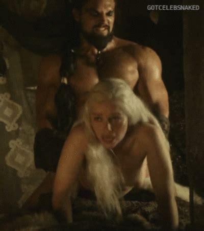 Clarke nue emilia Naked In