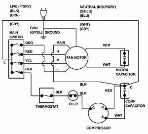 Elegant Air Conditioner Wiring Diagram Pdf