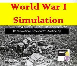 Activities, Student and World War I on Pinterest