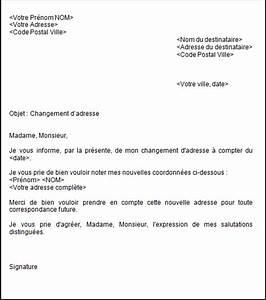 Déménagement Certificat Immatriculation : exemple de courriers administratif permis de construire et declaration de travaux ~ Gottalentnigeria.com Avis de Voitures