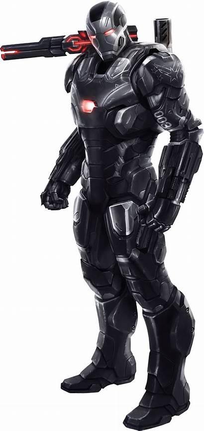 War Machine Marvel Civil Captain America Mcu