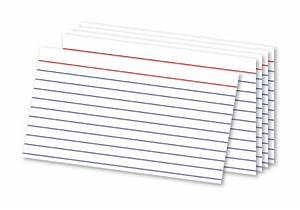 3 By 5 Notecard 300 nonpersonalized 3x5 cards white ruled