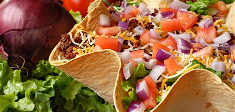 Healthy Dining Finder - Are Mexican Taco Salads Healthy?