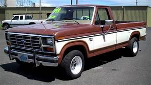 1985 Ford F150 Xlt Sold