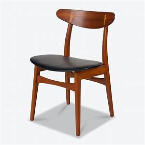 Hans Wegner Chair : set of 6 ch 30 dining chairs by hans wegner in oak 1960s ~ Watch28wear.com Haus und Dekorationen