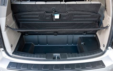 2009 Honda Pilot Trunk Space Photo 48