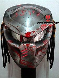 Casque De Moto : 35 casques de moto predator ~ Medecine-chirurgie-esthetiques.com Avis de Voitures